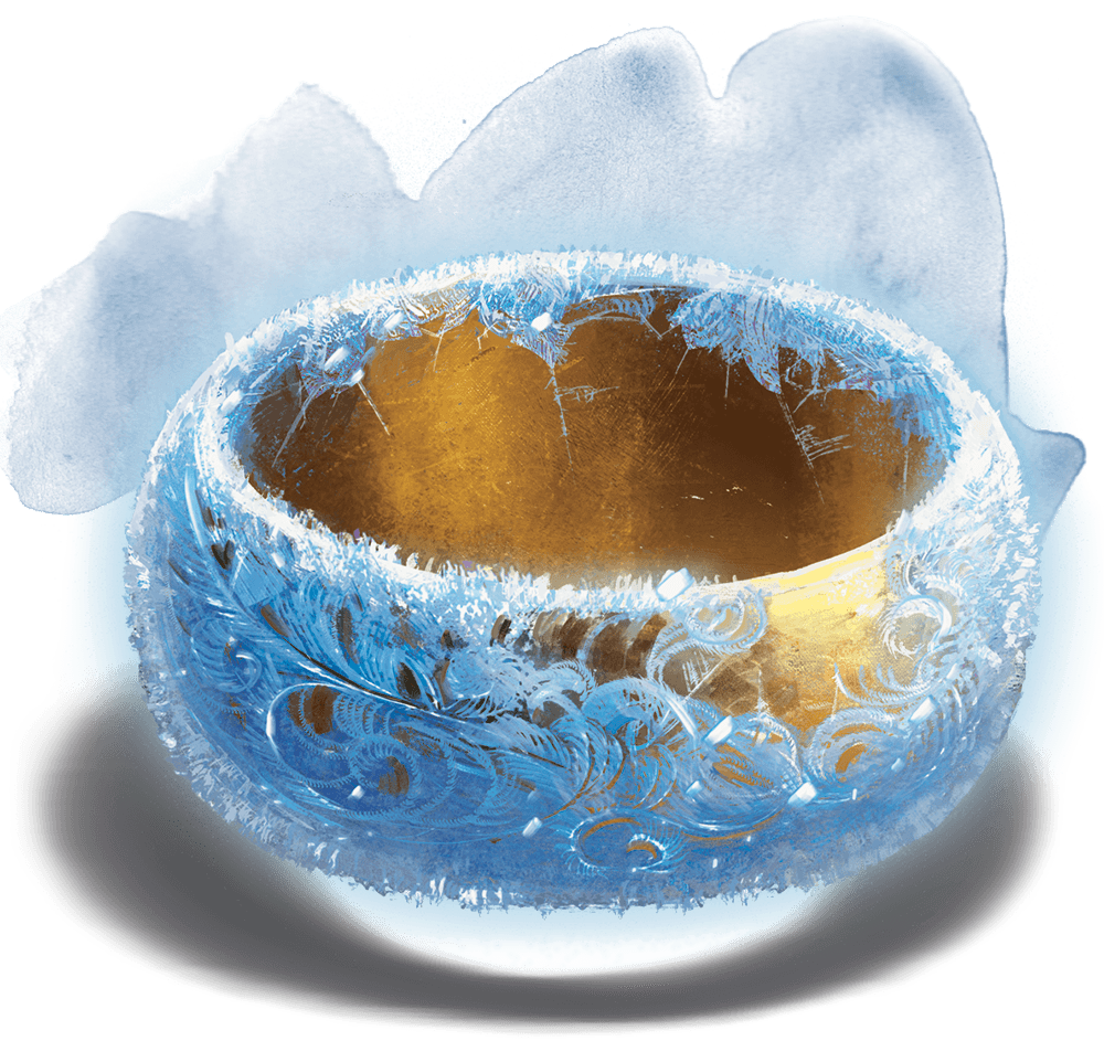Powerful Artifacts: The Ring of Winter - Wizard's Laboratory
