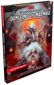 Preview: Waterdeep Dungeon of the Mad Mage Map Pack